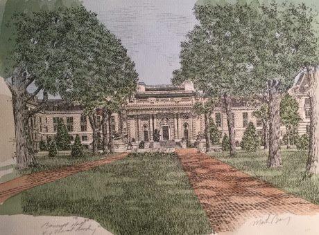 US Naval Academy- Bancroft Hall