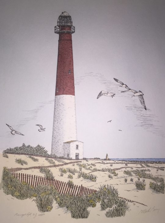 Barnegate Light New Jersey