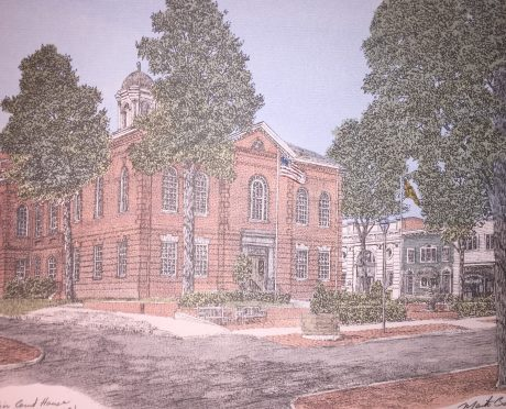 Bel Air Courthouse
