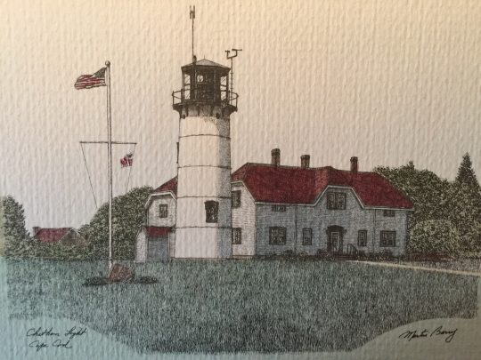 Chatham Light, Cape Cod
