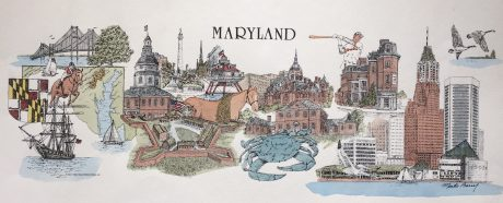 Maryland Collage 2