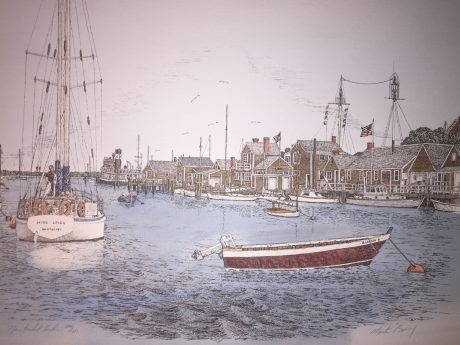 Nantucket Harbor, MA