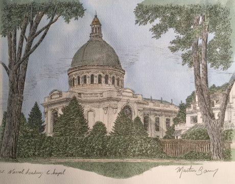 US Naval Academy - Chapel
