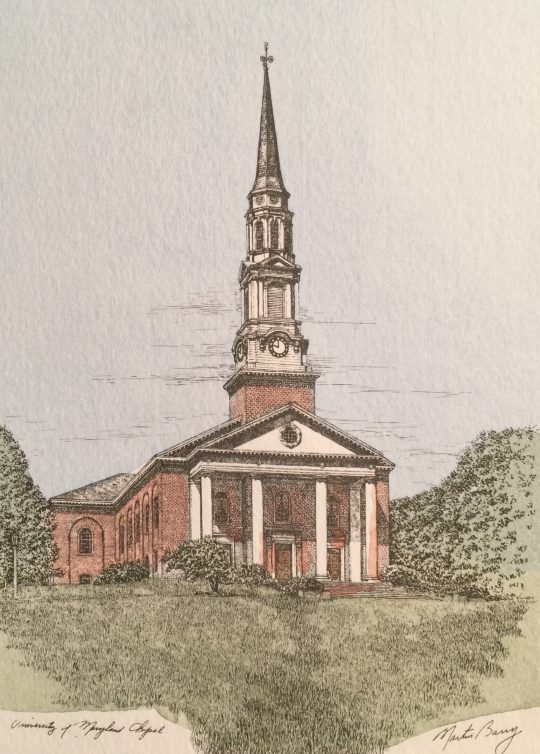University of Maryland Chapel