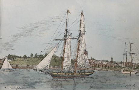 The Pride of Baltimore 1