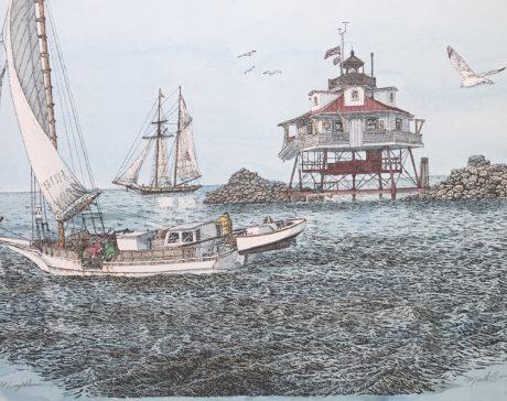 Thomas Point Light II