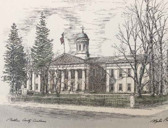 Towson Court House