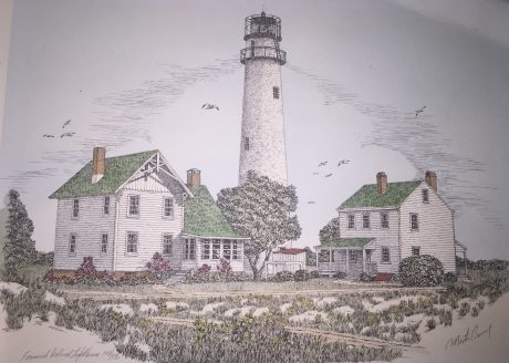 fenwick island light del