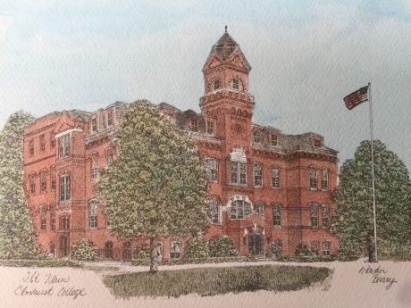 old main elmhurst college