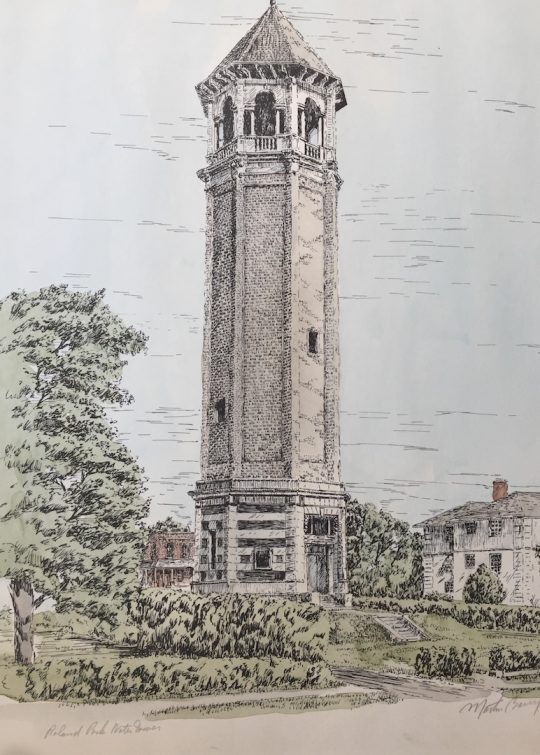roland park water tower