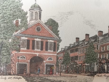 Society Hill Philadelphia Pa