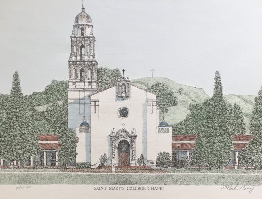 St Mary's College of California