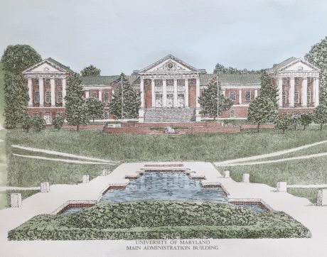 University of Maryland Administration Building